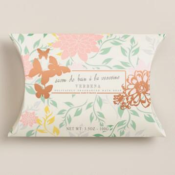 Verbena Pillow Box Soap