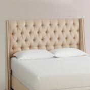 Micro Suede Kellerman Upholstered Bed