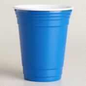 Blue Party Cup