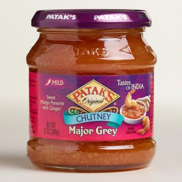 Patak's Major Gray Chutney