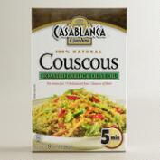 Casablanca Garlic Couscous