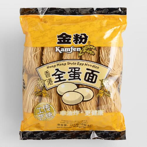 Kamfen Thin-Style Egg Noodles, Set of 12