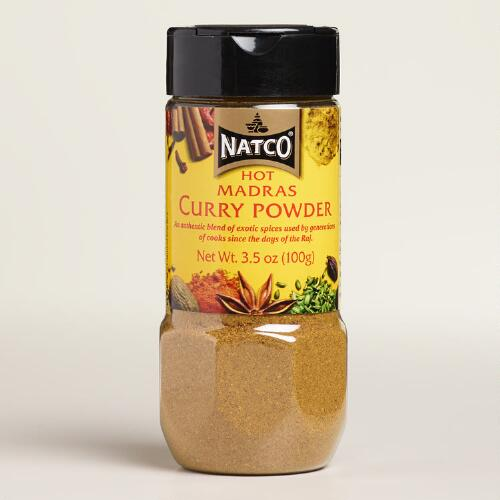 Natco Hot Madras Curry Powder
