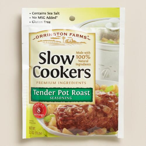 Orrington Farms Tender Pot Roast Seasoning