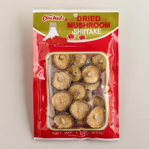 Orchid Dried Shiitake Mushrooms
