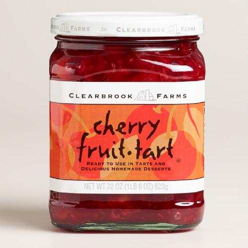 Clearbrook Farms Cherry Fruit Tart Filling