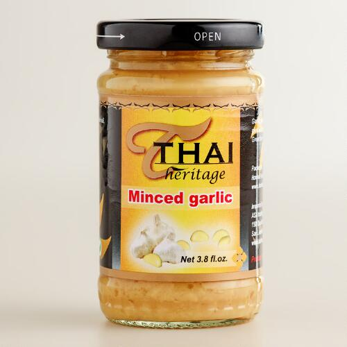 Thai Heritage Minced Garlic