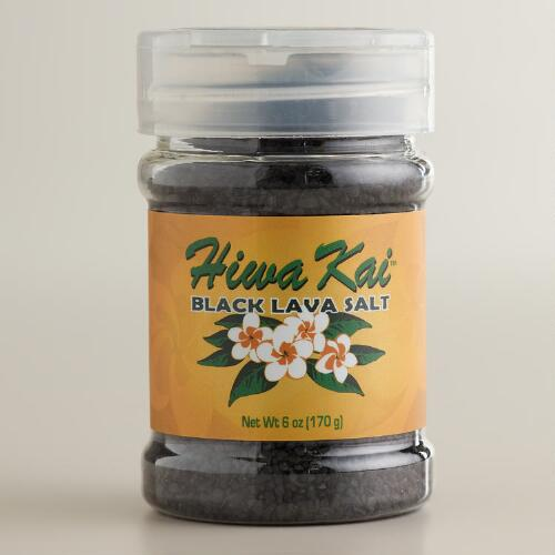 Hawaii Kai Black Hawaiian Sea Salt