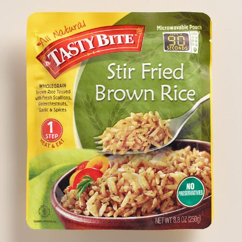 Tasty Bite Thai Fried Brown Rice, Set of 6