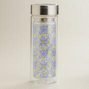 Arabesque Glass Tea Carafe
