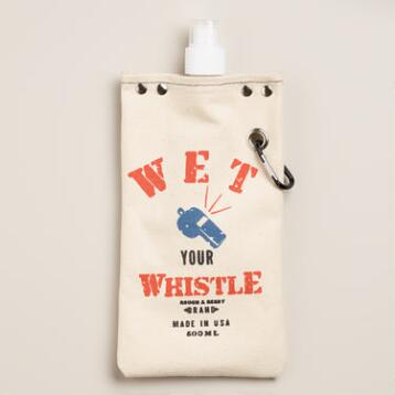 Wet Your Whistle Beverage Sack