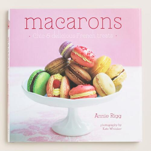 """Macarons: Chic and Delicious"" Cookbook"