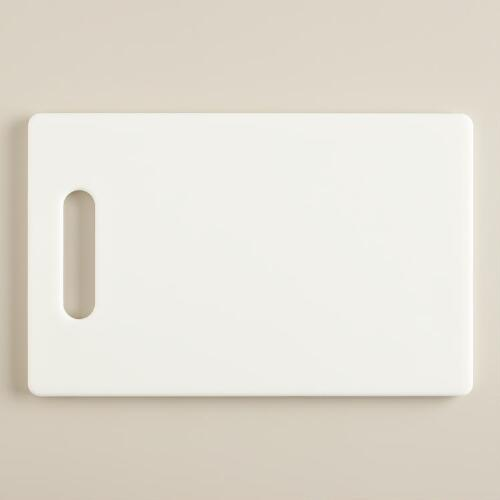 Small White Cutting Board