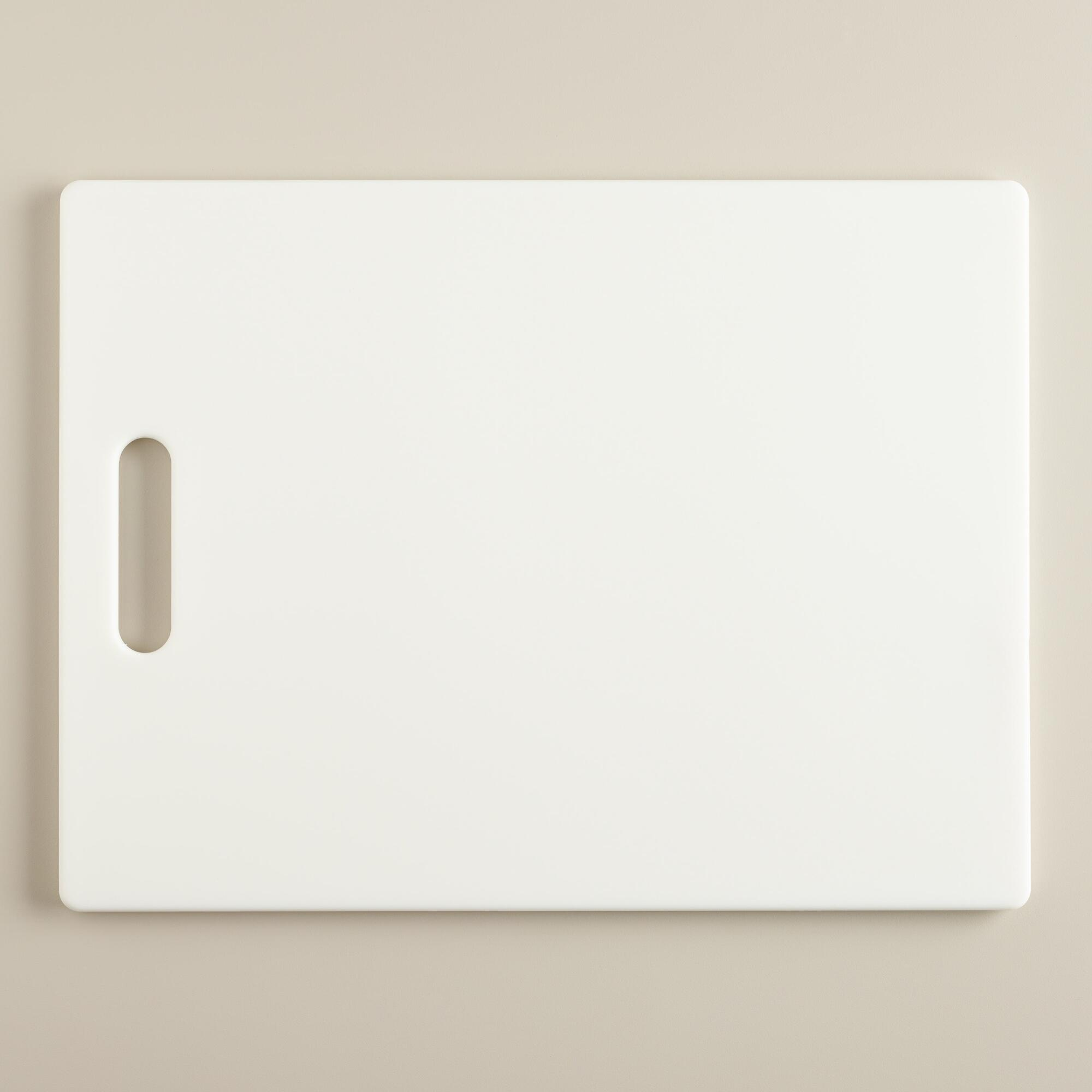 White bar cutting board world market for White cutting board used for