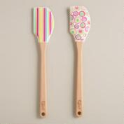 Spatulart Spring Spatulas, Set of 2