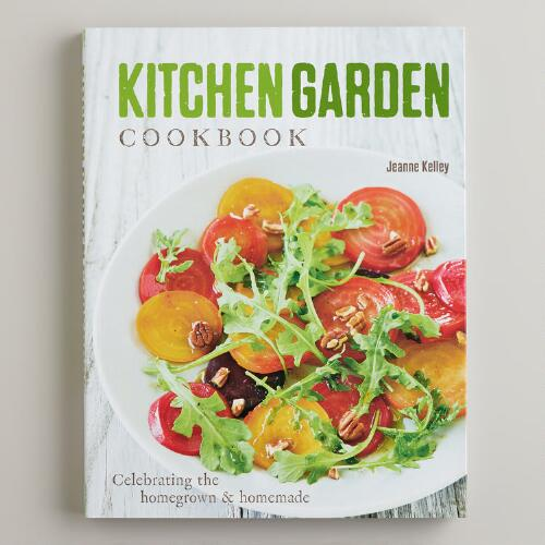 """Kitchen Garden Cookbook"""