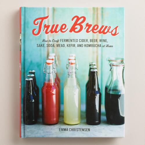 """True Brews"" Book"