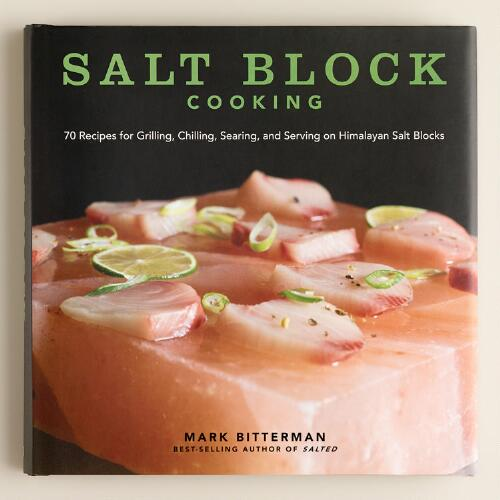"""Salt Block Cooking"" Cookbook"