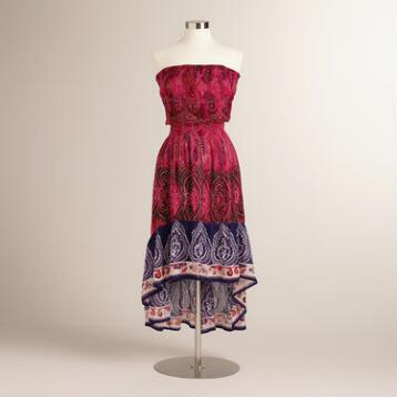 Fuchsia Lalita Dress