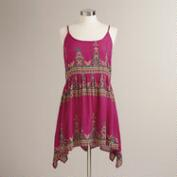 Fuchsia Devin Sundress