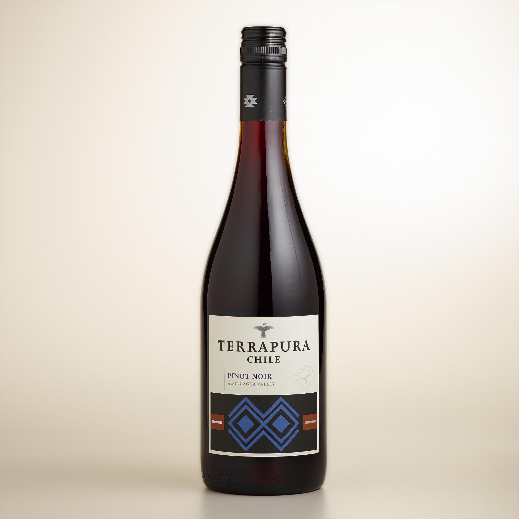 Terrapura pinot noir world market for Best pinot noir in the world