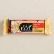 Eat Real Cashews & Cranberry Bar