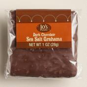 Jo's Dark Chocolate Sea Salt Grahams