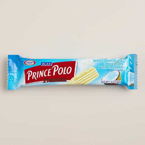 Prince Polo Coconut Confection