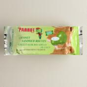 Parrot Coconut Sandwich Biscuits