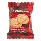 Walkers Shortbread Rounds, 2-Pack