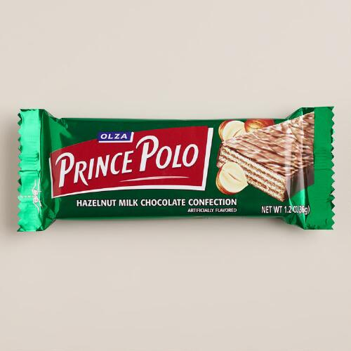 Prince Polo Hazelnut Confection