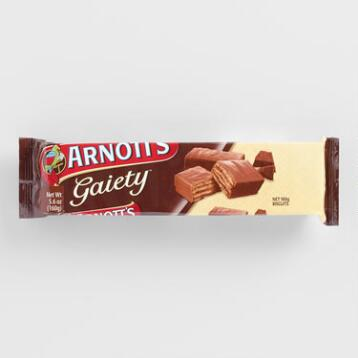 Arnott's Gaiety Biscuits, Set of 4