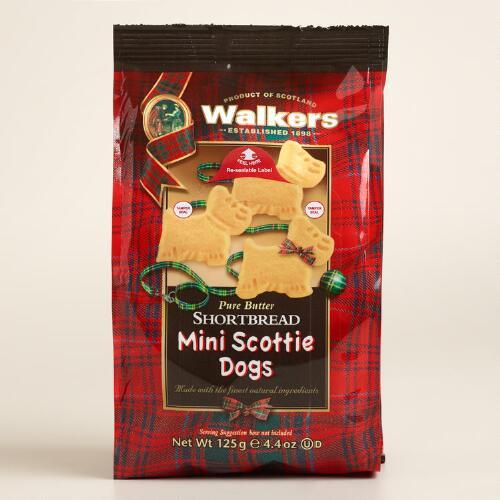 Walkers Shortbread Mini Scottie Dogs