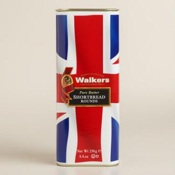 Walkers Shortbread Union Jack Drum