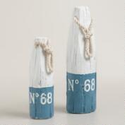 Painted Buoy Decor