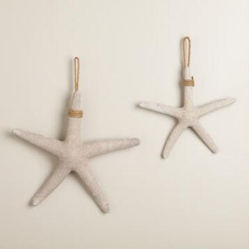 Hanging Starfish Decor