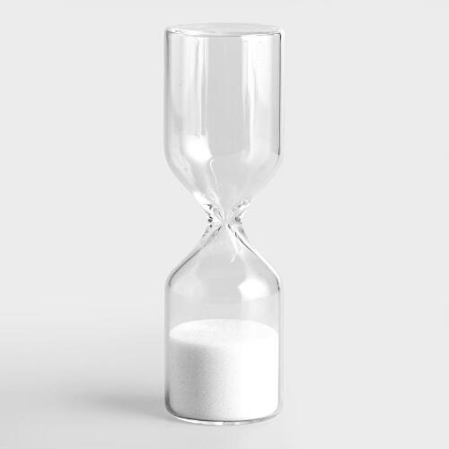 Mini Glass Sand Timer