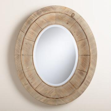 Gray Julian Mirror