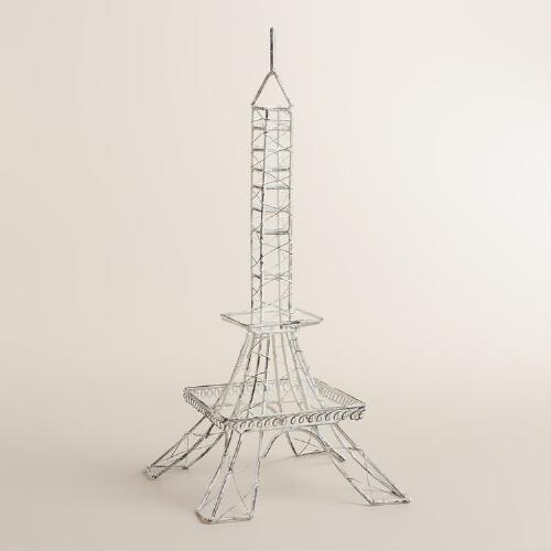 Eiffel Tower Jewelry Stand
