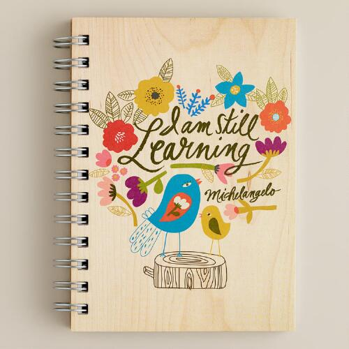 Ecojot I Am Still Learning Journal