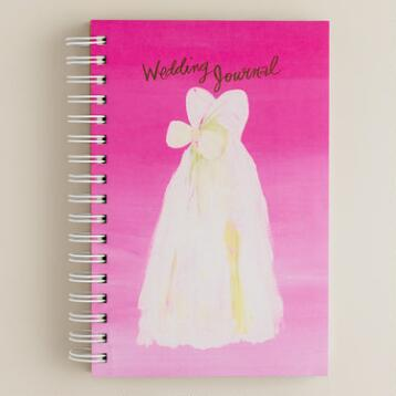 Ecojot Wedding Journal