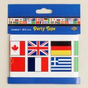 International Flag Party Banner