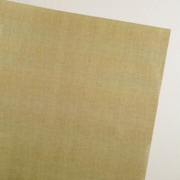 Burlap Print Wrapping Paper Roll