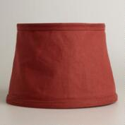 Rooibos Collapsible Canvas Accent Lamp Shade