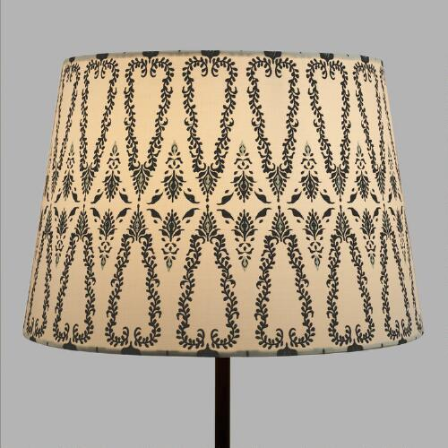 Woodland Print Accent Lamp Shade