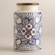 Tunis Storage Canister