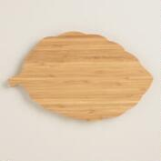 Tree Leaf Cutting Board