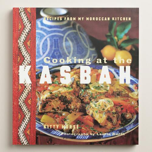 """Cooking at the Kasbah"" Cookbook"