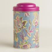 Sahara Bloom Tea Tin
