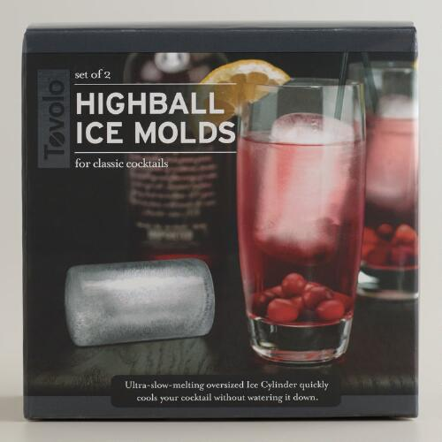 Highball Ice Molds